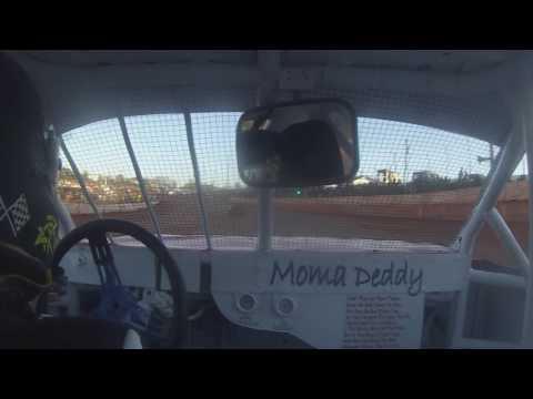 2-26-17 Cherokee Speedway Main Event Alexus Motes