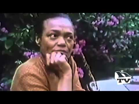 EARTHA KITT SPEAKS ON RELATIONSHIPS: COMPROMISE FOR WHAT? ᴴᴰ