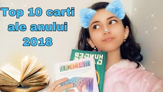 Top 10 carti ale anului 2018