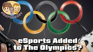 eSports Being Added to the Olympics?! #CUPodcast