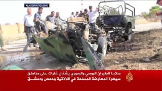 هجوم واسع لتنظيم الدولة على دير الزور