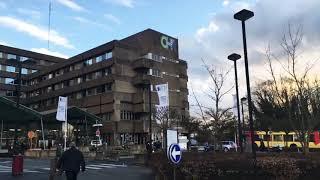 Больница в Европе / Бельгия - Льеж / родильное отделение