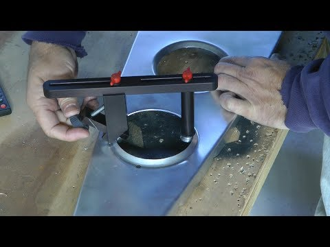3 Tools for creating Flanges in lightening holes - Experimental Aircraft