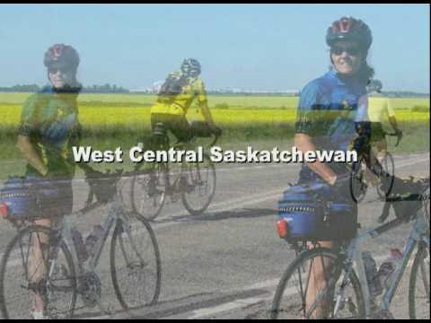 GASP Saskatchewan Bicycle Tour 2009