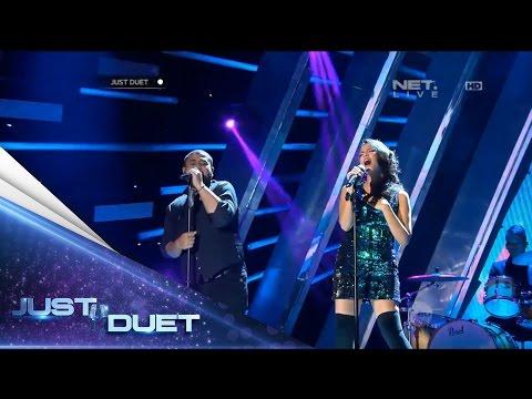 Putri & Mike performing Sahabat Jadi Cinta by Zigaz - Live Duet 02 - Just Duet