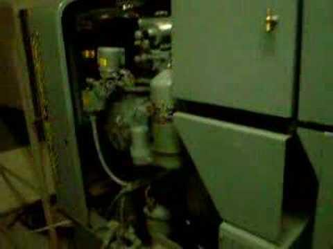 AT&T LongLines Site Generator 30KW Wireless