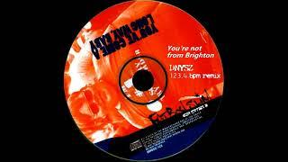 Fatboy Slim - you're not from Brighton (DNYSZ remix)