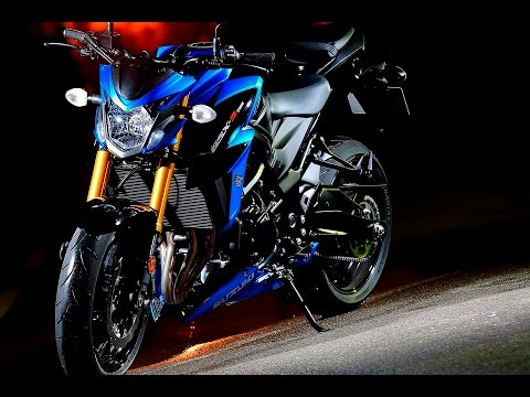 Suzuki Gsx S750 Introduced In 2017 Naked Bike 750 Cc 3
