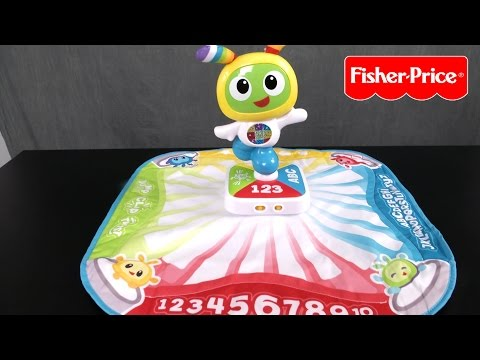 Bright Beats Learning Lights Dance Mat from Fisher-Price