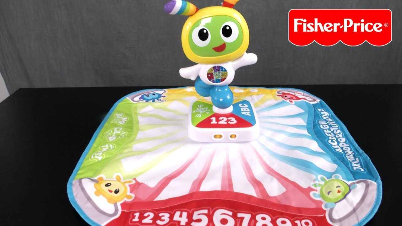 Bright Beats Learning Lights Dance Mat Review | Fisher-Price Toys