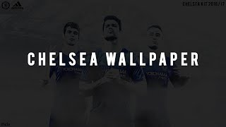 Speed Art | Chelsea Wallpaper