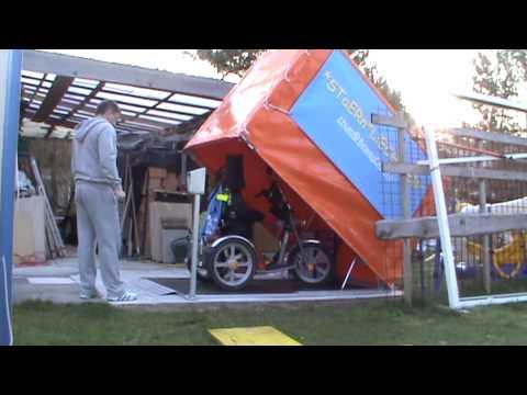 Video motorrad garagen fertiggaragen   Forbex