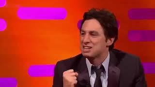 Classic Graham Norton : Zach Braff gets Punk'd