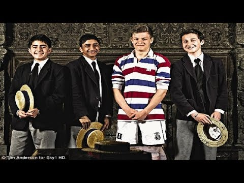 "HARROW Documentary 2013: ""A Very British School"" (1of2)"