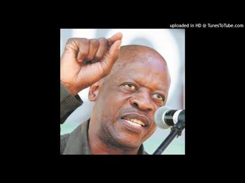 Mzwakhe Mbuli poem