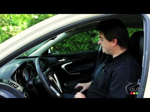 Buick Regal GS 2012 : essai routier poster