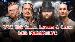 WWE TLC 2016 Tag Team Championship Heath Slater & Rhyno vs. Bray Wyatt & Randy Orton Predictions(WWE TLC 2016 SmackDown Tag Team Championship Heath Slater & Rhyno vs. Bray Wyatt & Randy Orton Predictions (WWE 2K17) WWE TLC 2016 ..., 2016-11-30T19:51:36.000Z)