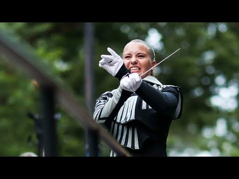 Regiment debuts at annual Music in the Park concert