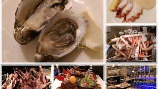 【餓底報告】紅磡都會海逸酒店Promenade自助晚餐即開生蠔