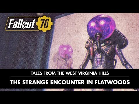 Fallout 76 – Tales from The West Virginia Hills: Who Goes There?: The Strange Encounter In Flatwoods thumbnail