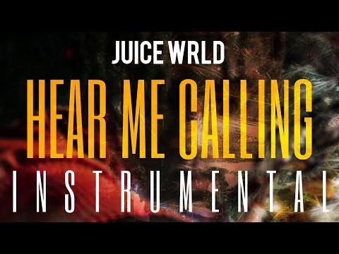 Juice WRLD - Hear Me Calling [INSTRUMENTAL] | ReProd. by IZM