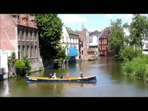 Ghent, Belgium: The Gravensteen (castle) and other historic sights