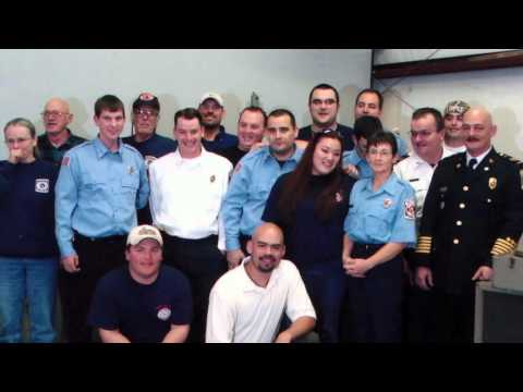 Colleagues gather to honor fallen Ark. firefighter