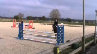 Amandine et Souk Haras - CSO Amateur 2 GP 105 - Liverdy - 17/02/13