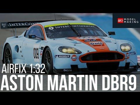 Build Model Aston Martin Airfix