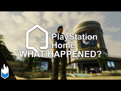 Playstation Home - What happened?