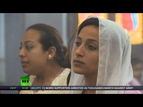Religious Rage: Will Egypt's Muslims & Copts live in peace?