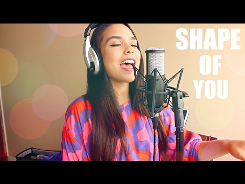 Shape of You - Ed Sheeran - Cover by Caty Victorio