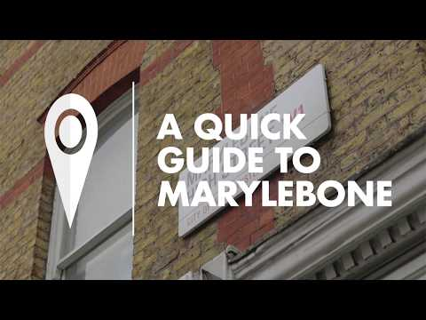 A Quick Guide To Marlylebone – The Plum Guide