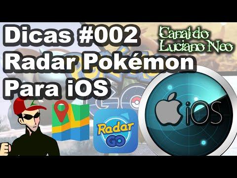 #010 - Pokémon GO Dicas 2 : Radar Pokémon Para IOS (Iphone/Ipad)