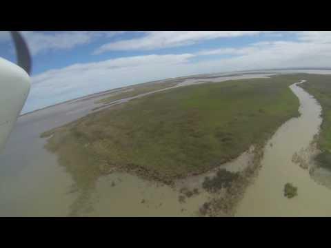 Aerial Survey of Lake Alexandrina