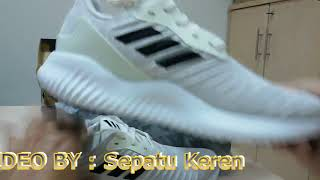 buy online 261c7 760c8 Unboxing Review sneakers Adidas Alphabounce RC M DA9770 ...
