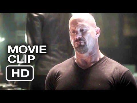 The Package Movie CLIP- One Hit (2012) - Steve Austin Movie HD