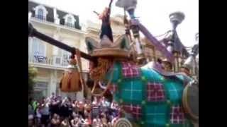 Festival of Fantasy Parade- Magic Kingdom, Walt Disney World Thumbnail