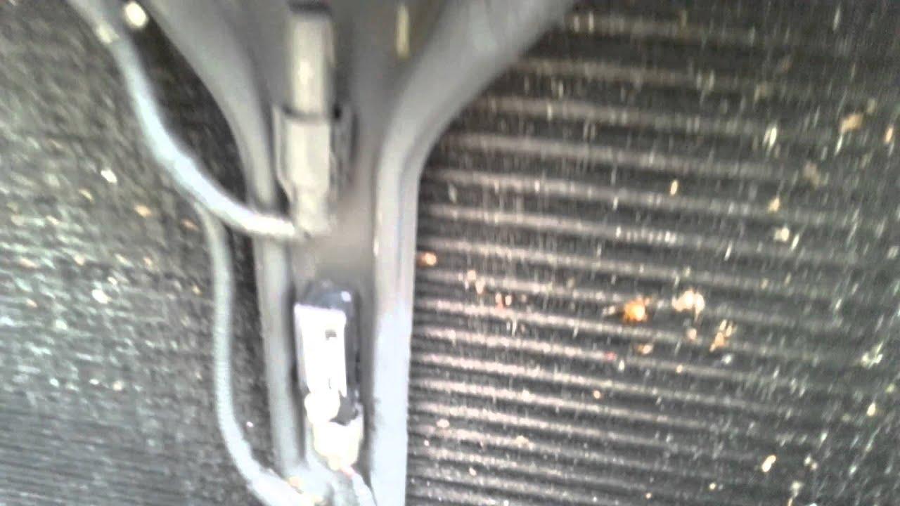 Ford Focus Bumper Diagram Repairing Crash Sensor Ford F150 4 Flashes Youtube
