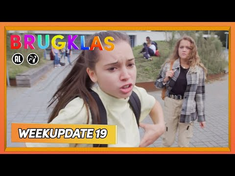 'WAT BEN JIJ EEN BITCH!🤬' | UPDATE 19 | BRUGKLAS S9