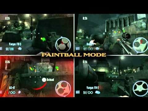 GoldenEye (Wii) Multiplayer Recut Trailer
