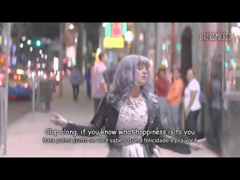Pharrell Williams | Happy (Official HD Video) +Lyrics
