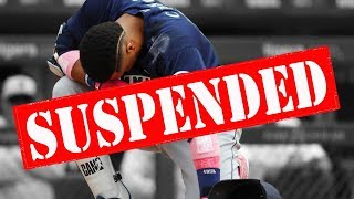 Former Yankee Robinson Cano, Suspended By MLB. After Testing Positive for PEDs.