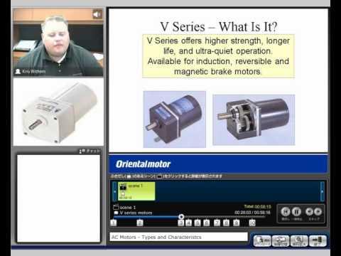 AC Motors: Variation and Characteristics