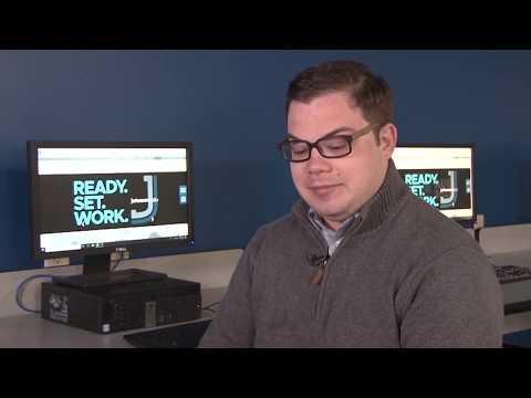 FOX56 Tech Talk with Johnson College - Alumni Sal Zaydon