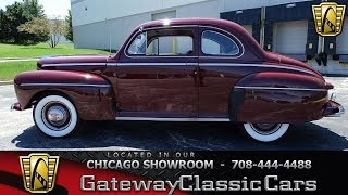 1946 Ford Super Deluxe Gateway Classic Cars Chicago #1246