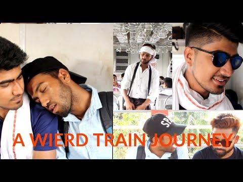 A weird journey of train || Latpat Entertainment