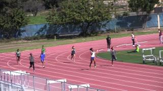 (Female) 200 Meter Race - Track and field Meet 2013