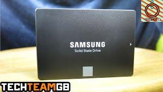 Samsung 850 EVO SSD Review