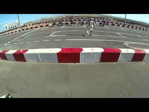 Le Mans Style Race Start: The Unsafe Way